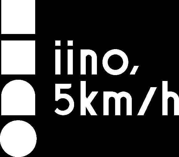 iino 時速5kmで自動走行するモビリティサービス